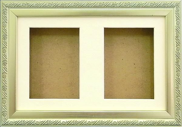 GSB-016 <二つ窓>3D 専用額 GSB016 定価2960円(本体価格)